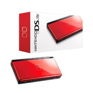 Console Nintendo DS Lite Vermelho - Nintendo