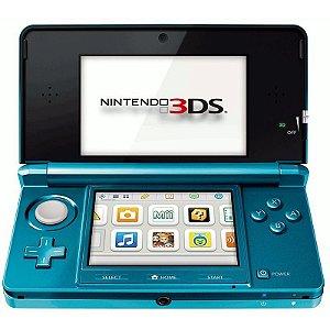 Console Nintendo 3DS Azul - Nintendo