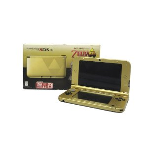 Console Nintendo 3DS XL (The legend of Zelda) - Nintendo