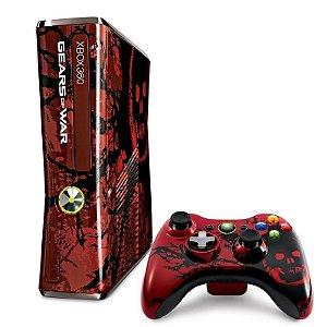 Console Xbox 360 Slim 320GB Edição Gears of War - Microsoft