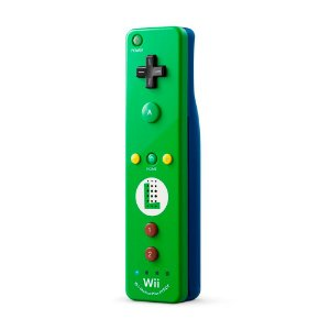 Controle Nintendo Wii Remote Plus Luigi - Wii U e Wii
