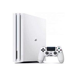 Console PlayStation 4 PRO 1TB Branco - Sony
