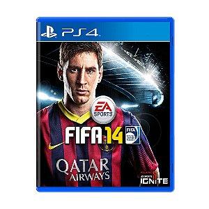 Jogo Fifa 2014 (FIFA 14) - PS4