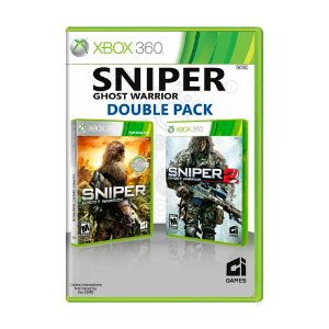 Jogo Sniper: Ghost Warrior (Double Pack) - Xbox 360