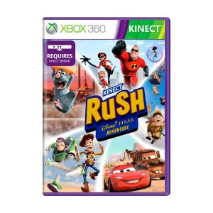 Jogo Kinect Rush - Xbox 360