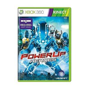 Jogo  PowerUp Heroes - Xbox 360