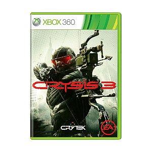 Jogo Crysis 3 - Xbox 360
