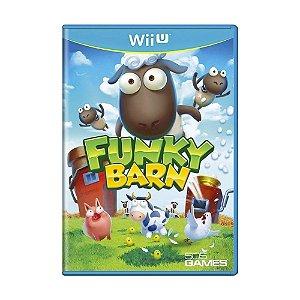 Jogo Funky Barn - Wii U