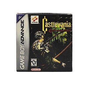 Jogo Castlevania: Circle of the Moon - GBA Game Boy Advance