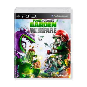Jogo Plants Vs. Zombies Garden Warfare - PS3