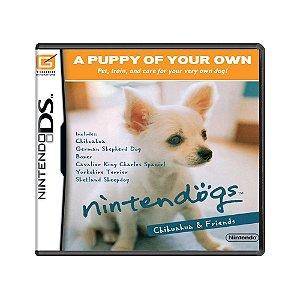 Jogo Nintendogs Chihuahua & Friends - DS