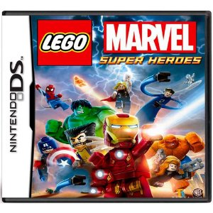 Jogo LEGO Marvel Super Heroes: Universe In Peril - DS