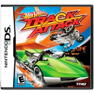 Jogo Hot Wheels: Track Attack - DS