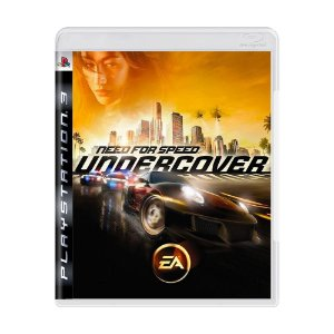 Jogo Need for Speed Undercover - PS3