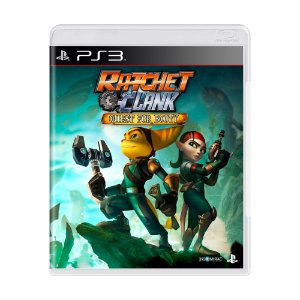 Jogo Ratchet & Clank: Quest for Booty - PS3