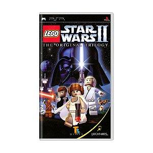 Jogo LEGO Star Wars II: The Original Trilogy - PSP