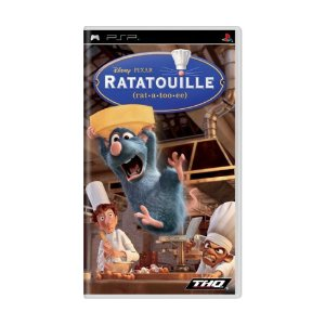 Jogo Ratatouille - PSP