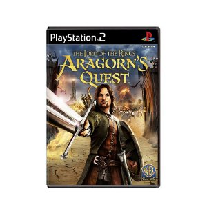 Jogo The Lord of The Rings: Aragorn's Quest - PS2