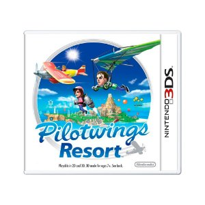 Jogo Pilotwings Resort - 3DS