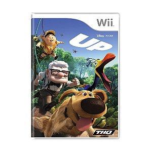 Jogo Up - Wii