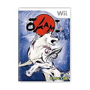 Jogo Okami - Wii