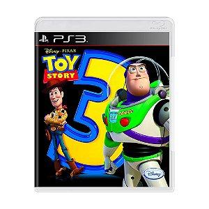 Jogo Toy Story 3 - PS3