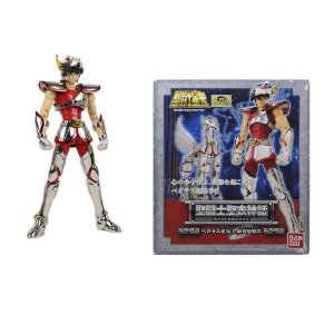 Action Figure Seiya Pegasus (Saint Cloth Myth V1) - Bandai