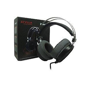 Headset Gamer Redragon Scylla H901 com fio - PC e PS4