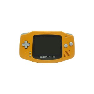 Console Game Boy Advance Laranja - Nintendo