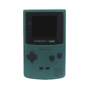 Console Game Boy Color Azul Marinho - Nintendo