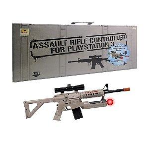 Arma Assault Rifle Controller - PS3