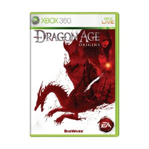 Jogo Dragon Age Origins - Xbox 360