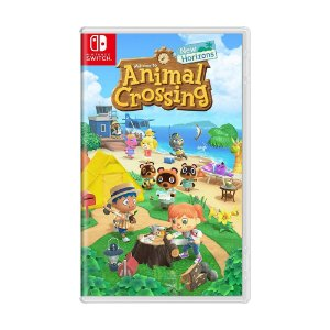 Jogo Animal Crossing: New Horizons - Switch