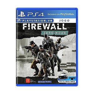 Jogo Firewall Zero Hour - PS4