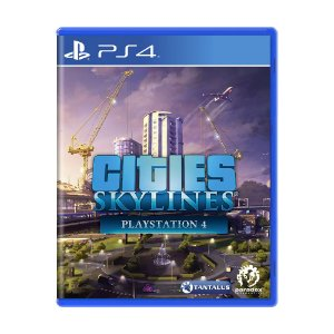 Jogo Cities: Skylines (PlayStation 4 Edition) - PS4