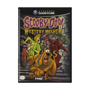 Jogo Scooby-Doo! Mystery Mayhem - GC - GameCube