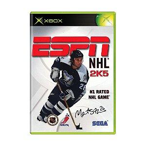 Jogo ESPN NHL 2K5 - Xbox