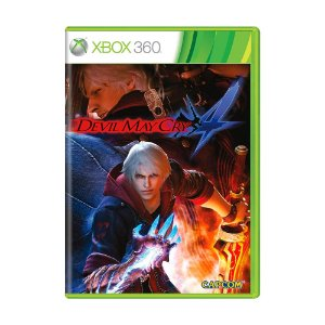 Jogo Devil May Cry 4 - Xbox 360