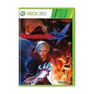 Jogo Devil May Cry 4 - Xbox 360