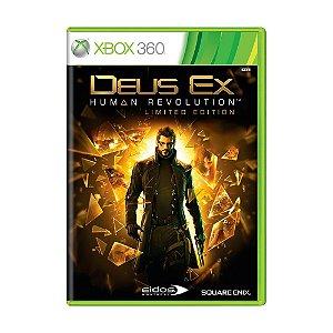 Jogo Deus Ex: Human Revolution - Xbox 360
