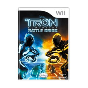 Jogo Tron Evolution: Battle Grids - Wii