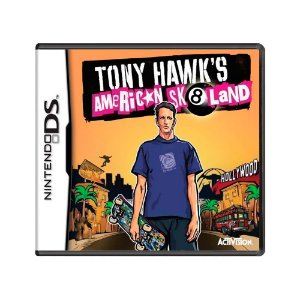 Jogo Tony Hawk's: American Sk8Land - DS