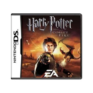 Jogo Harry Potter and Goblet of Fire - DS