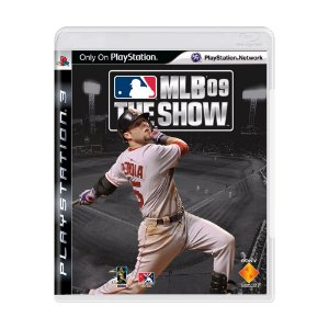 Jogo MLB 09 The Show - PS3