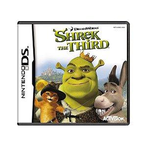 Jogo Shrek The Third - DS
