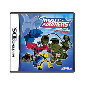 Jogo Transformers Animated: The Game - DS