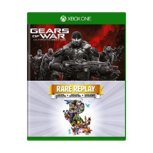Jogo Gears of War: Ultimate Edition + Rare Replay - Xbox One