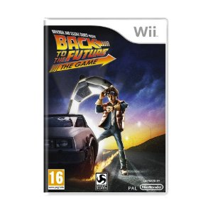 Jogo Back to the Future: The Game - Wii (Europeu)