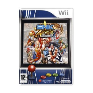 Jogo SNK Arcade Classics Vol. 1 - Wii (Europeu)