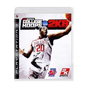 Jogo College Hoops 2K8 - PS3